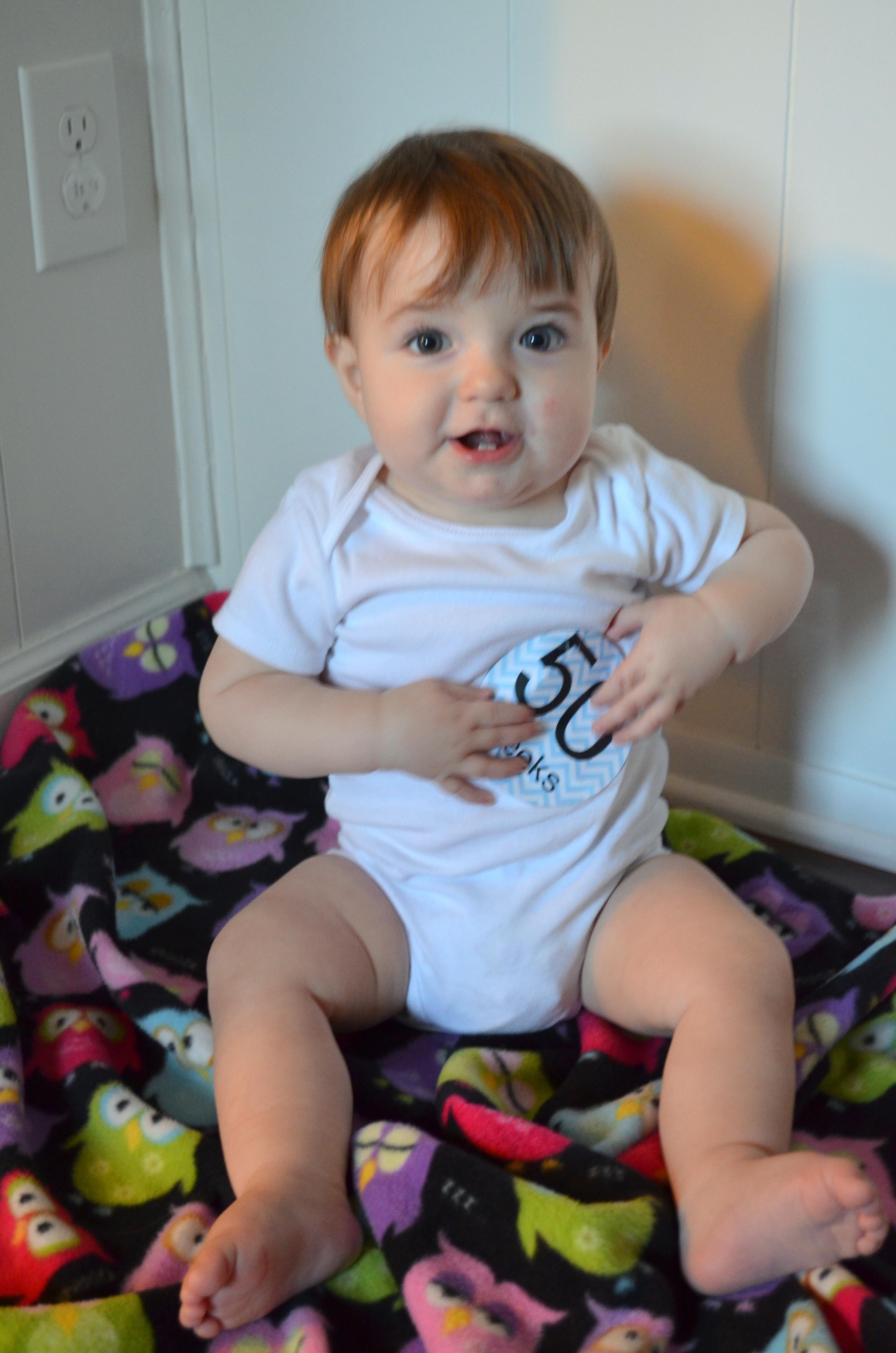 50 weeks old, jenson